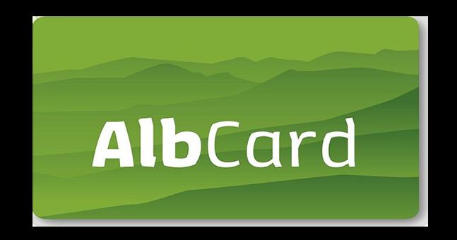 Seit 2020 sind wir Partner der AlbCard (Schwäbische Alb)